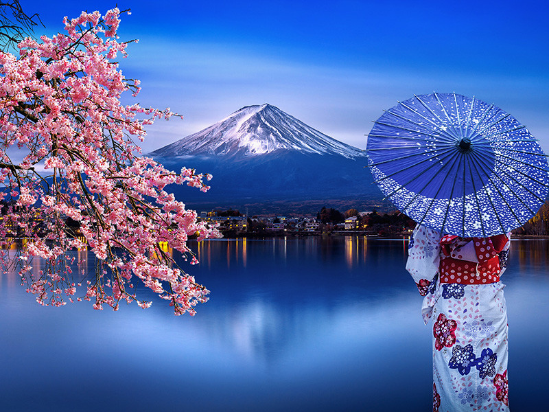 8 Day Wonders Of Japan Tour with Flights